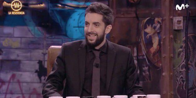 Ana Fernández dejó a David Broncano