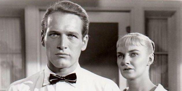 Paul Newman y Joanne Woodward, en 'El largo y cálido