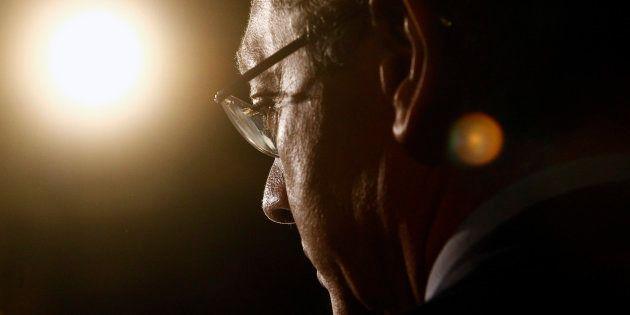 Alberto Ruiz-Gallardón, retratado en sus tiempos de ministro de Justicia, en