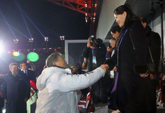 JJOO en Pyeongchang: lo que esconde el acercamiento entre las dos