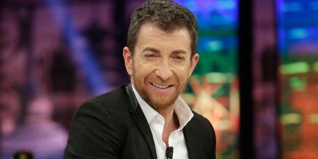 El presentador de 'El Hormiguero', Pablo