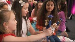 Yewande Akinola, Mala Mawkin and Poorna Bell - The Barbie Be Inspired