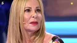 Ana Obregón, sobre el cáncer de su hijo: