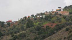 Un grupo de mineros asturianos viaja a Málaga para ayudar a rescatar al pequeño