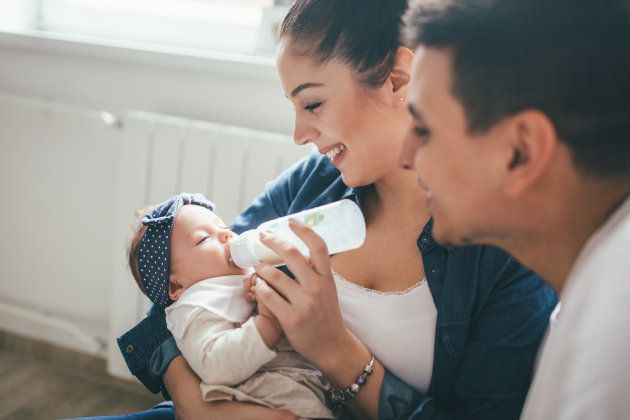 Cuando la lactancia materna no es una