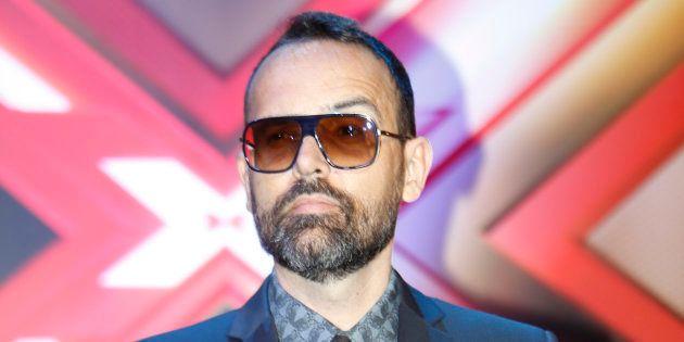 Risto Mejide, en la presentación de 'Factor X' el 9 de abril de