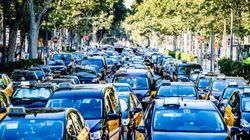 Las ventas en el comercio y la restauración de Barcelona descienden un 30% durante la huelga de