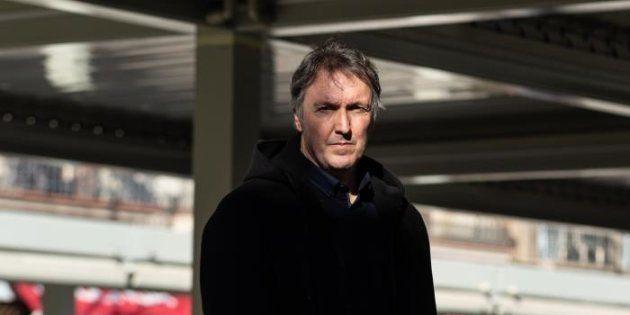 El escritor Carlos Zanón, este martes en