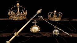 Unos ladrones se llevan dos valiosas coronas de la monarquía sueca y escapan en una