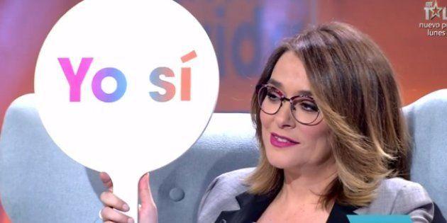 Toñi Moreno provoca estupefacción al reconocer que estuvo encarcelada en