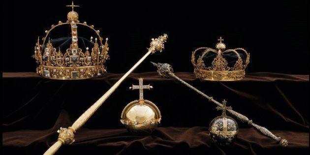 La monarquía sueca sufre un robo de