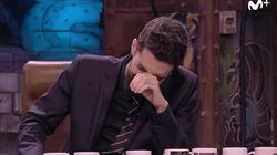 La loca intervención de Ernesto Sevilla en 'La Resistencia' (Movistar +) que hizo llorar de la risa a David