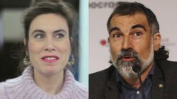 Jordi Cuixart se casa por la Iglesia en la cárcel de