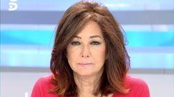 Ana Rosa Quintana, contundente: