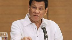 El presidente filipino anima a disparar a las guerrilleras en la vagina porque sin ella