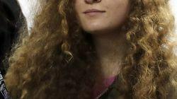 La menor palestina que abofeteó en un vídeo a un soldado israelí se enfrenta a hasta 10 años de