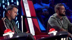 Antonio Orozco hace pública una historia que deja entre lágrimas a Luis Fonsi y a los espectadores de 'La