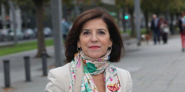 Izaskun Bilbao, candidata del PNV a las elecciones al Parlamento