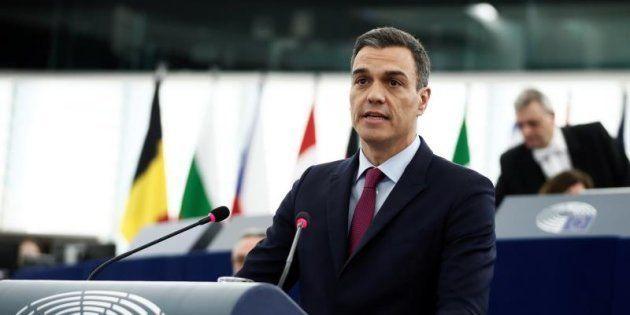 Sánchez pide a la UE una estrategia para la brecha de género y promete no dar un paso atrás en su