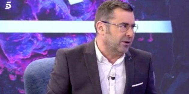 Jorge Javier Vázquez, víctima de un robo en