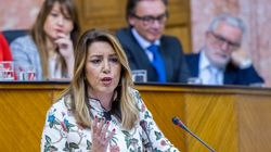 Susana Díaz, a Juanma Moreno: