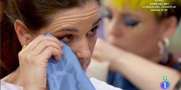 La presentadora Raquel Sánchez Silva, en 'Maestros de la