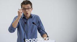 La dirección de Podemos dice que no sabía nada de la decisión de Errejón de renunciar a las