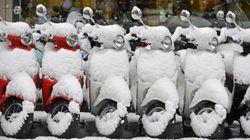 Llegan las nevadas en cotas bajas: estas serán las zonas más