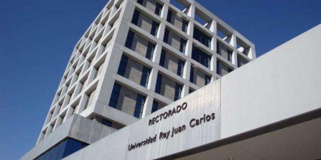 Imagen de archivo del rectorado de la Universidad Rey Juan Carlos, en