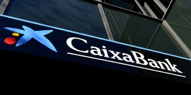 La sede del banco catalán Caixabank en