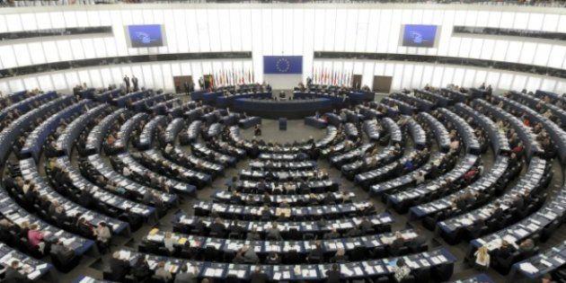 Imagen de archivo del Parlamento