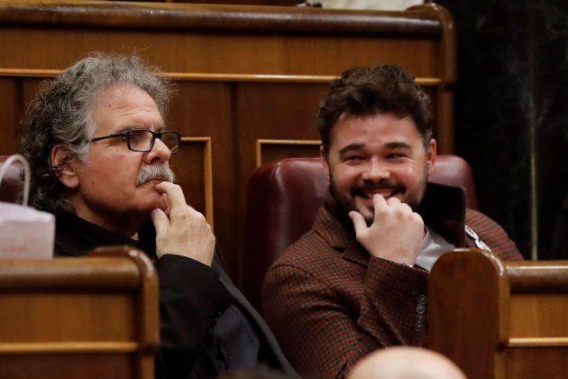 Tardá afirma que habrá acuerdo entre los independentistas para formar