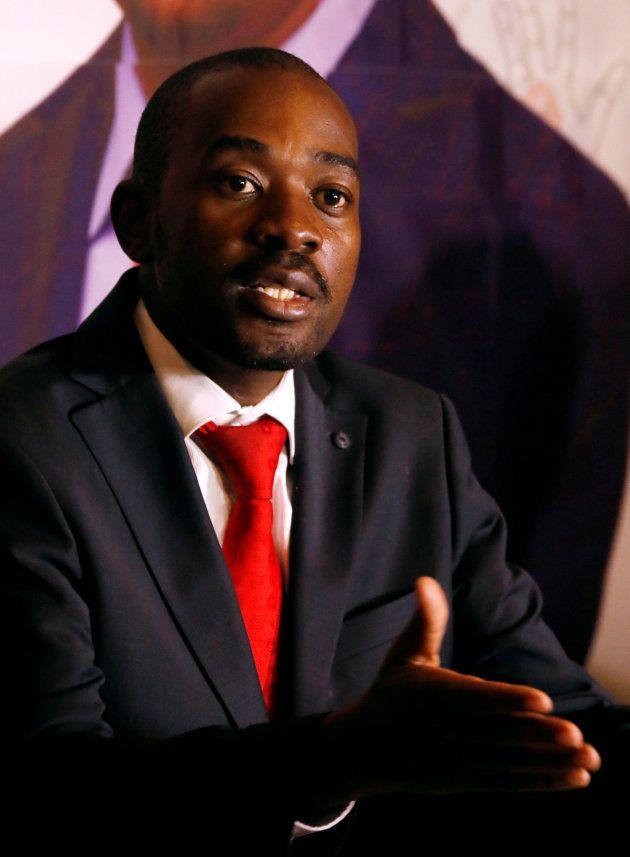 El líder opositor de Zimbabue pone en duda los resultados de las elecciones