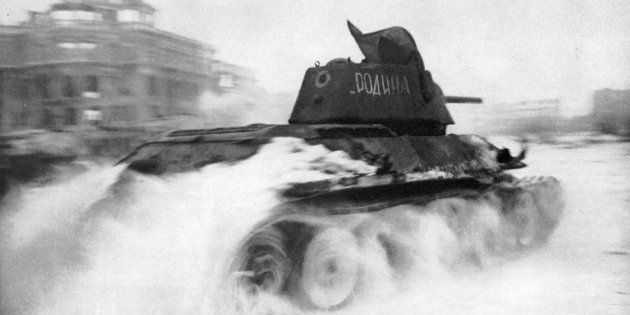 Tres razones por las que el Ejército Rojo venció en