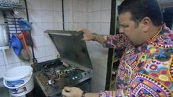 Un concursante de 'Pesadilla en la Cocina' acusa a Chicote de colocarle un ratón en el