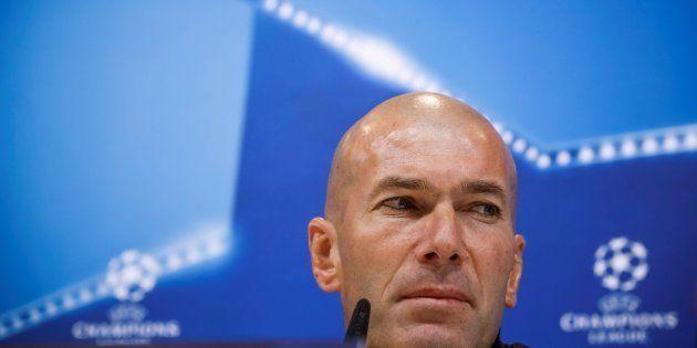 Multitud de críticas a Zidane por lo que ha ocurrido antes del