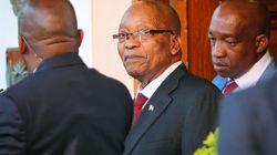 Jacob Zuma dimite como presidente de