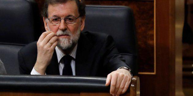 El mensaje de Rajoy 'a lo Rajoy' tras la victoria del Real