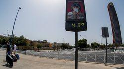 Muere un hombre por un golpe de calor en Barcelona, tercera víctima de las altas temperaturas en