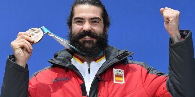 Regino Hernández, primera medalla de España en los Juegos de