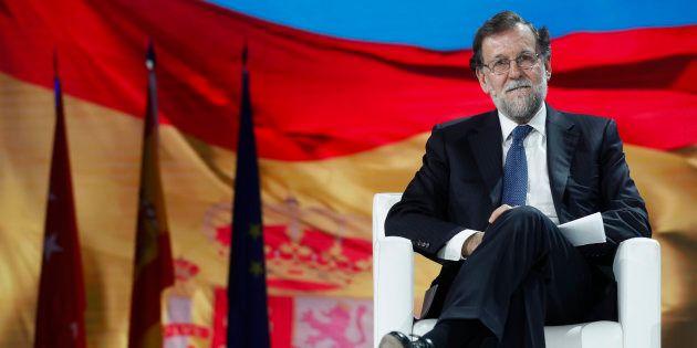 Mariano Rajoy, en la convención nacional del