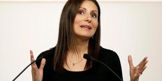 Lorena Roldán, diputada de Ciudadanos, denuncia a un tuitero por amenazarla con darle