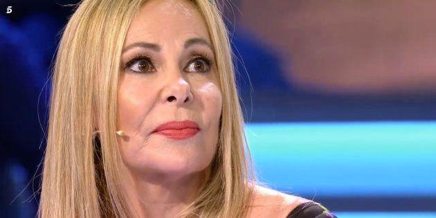 Ana Obregón en 'Volverte a
