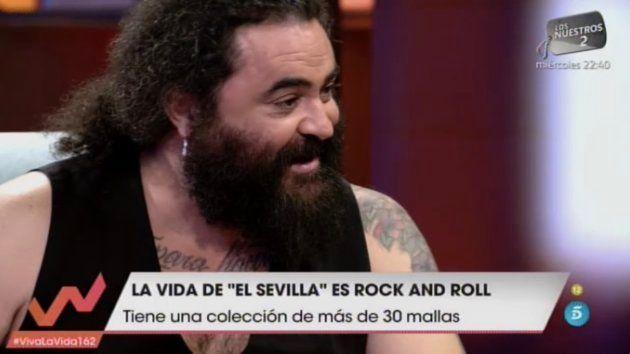 El Sevilla en 'Viva la