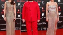 Todos los vestidos de la alfombra roja de los Premios Feroz