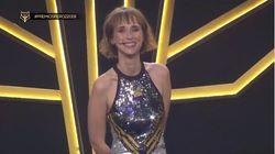 La pullita de Ingrid García-Jonsson a Leticia Dolera tras la polémica por el embarazo de Aina Clotet en los Premios