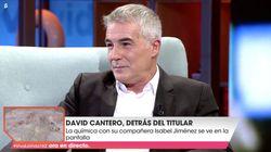 David Cantero ('Informativos Telecinco') se queja de la encerrona de Emma