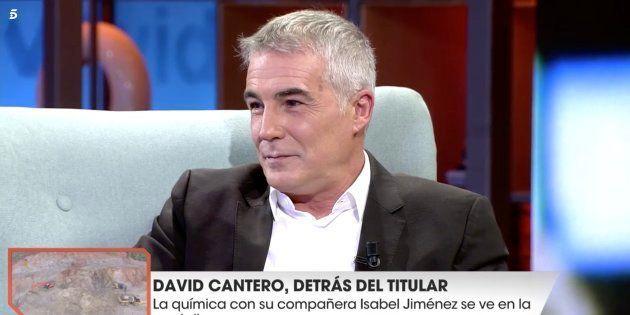 David Cantero en 'Viva la