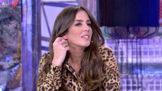 Anabel Pantoja confiesa su amor platónico en 'Sábado