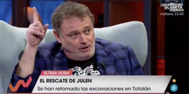 Pablo Carbonell en Viva La Vida